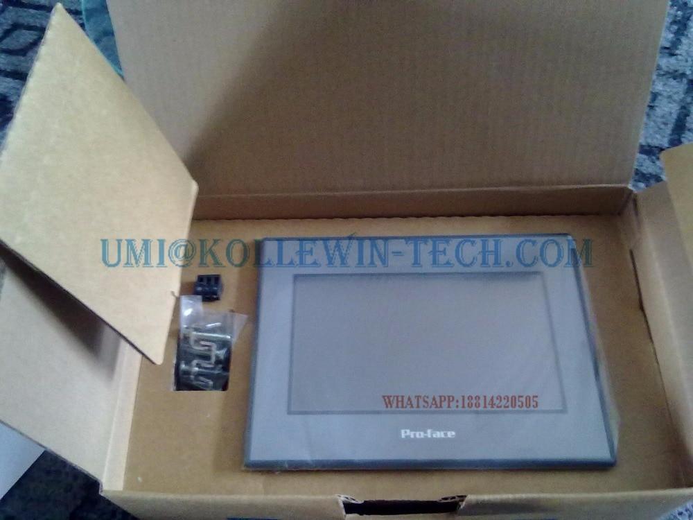 Gp 4301t pfxgp4301tad HMI DC Мощность 5.7 дюймов сенсорный экран Ethernet в коробке