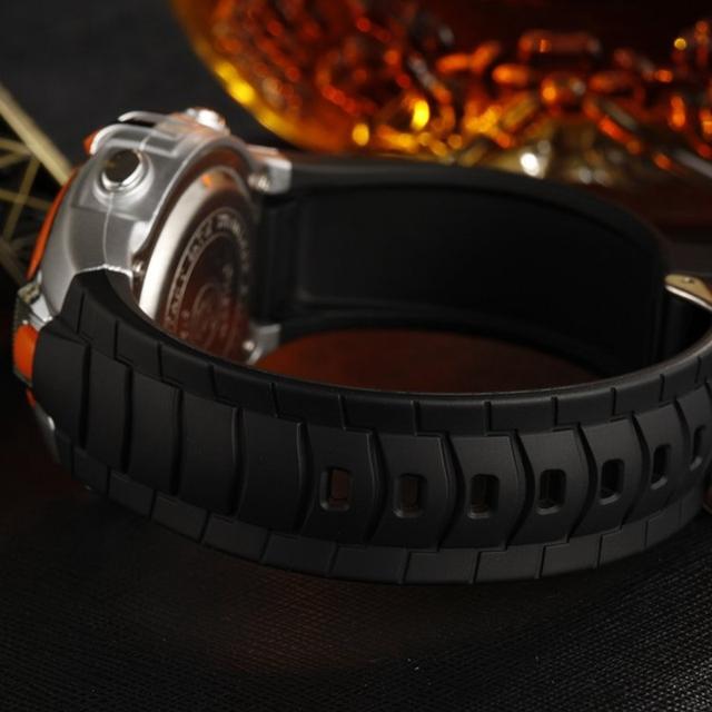 OHSEN Boys Kids Children Digital Sport Watch Alarm Date Chronograph 7 Colors LED Back Light Waterproof Wristwatch Student Clock