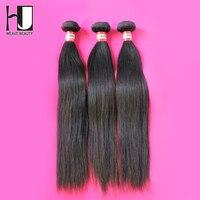 High Quality Peruvian Virgin Hair Straight Peruvian Straight Virgin Hair Human Hair Weave 3pcs/lot HJ Weave Beauty Free Shipping