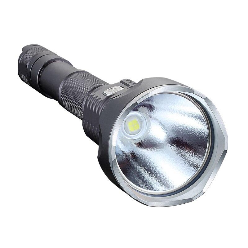 JETBeam WL-S4-GT Luz de caza Cree MTG2 linterna Led 3300 lúmenes batería de 18650 para buscar caza senderismo por batería de 18650