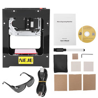 DK BL 1500mW Laser Engraver CNC Router Laser Wood Cutter DIY Laser Engraving Machine Tools Bluetooth