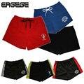 Shorts para homens com Ouro & powerhouse, fitness & musculação & shorts de treino, 100% algodão de alta qualidade musculation homens fitness