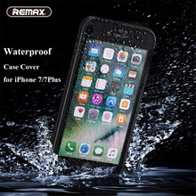 REMAX водонепроницаемый чехол для телефона iPhone 7 7 Plus Спорт на открытом воздухе плавание дайвинг летние пляжные задняя крышка для iPhone 6 6S Plus