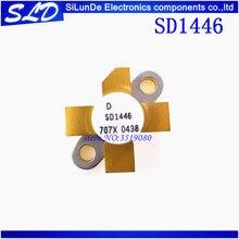 משלוח חינם 2 יח\חבילה SD1446 מיקרוגל טרנזיסטורים HF/VHF יישומים חדש ומקורי במלאי