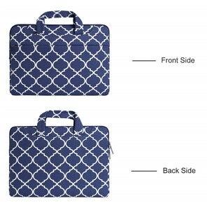 Image 5 - MOSISO Laptop Tasche Sleeve Für Macbook Pro 13 15 Notebook Handtasche Schulter Taschen Für Xiaomi Air 13,3 15,6 Oberfläche Pro 3 4 5 6 abdeckung