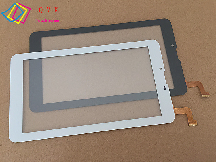 Black 7 Inch for Beeline Tab Fast 4G tablet pc capacitive touch screen glass digitizer panel Free shipping