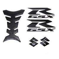 Motorfiets Brandstoftank Pad Decals S Sticker GSX-R Stickers Tank Versierd Decals Sticker voor SUZUKI R-GSX GSXR 600 750 1000