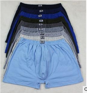 COTTON  Fertilizer increased Male panties  boxers panties comfortable breathable men's panties underwear shorts man boxer AW6227