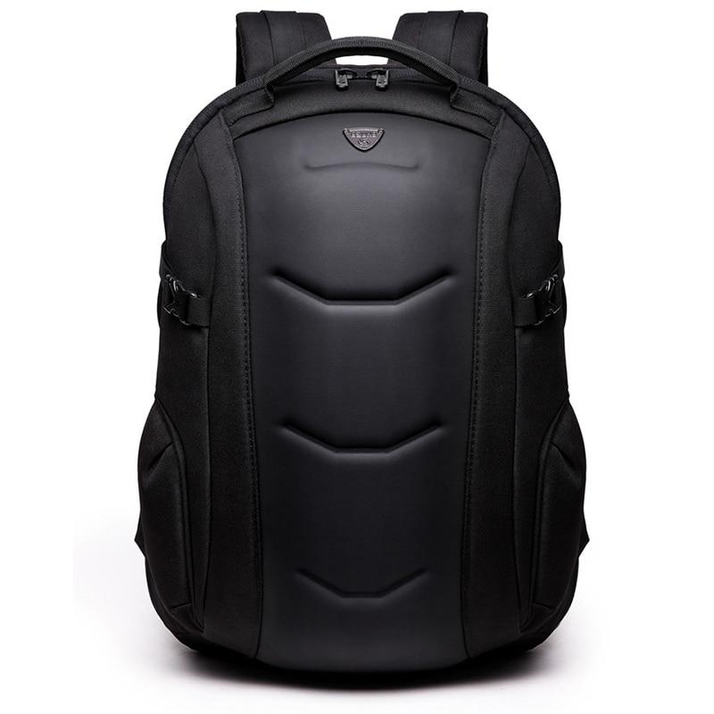 OZUKO black backpack men Anti Theft 15.6 inch Laptop Backpack Multi function Waterproof back pack School Bag Tourist sac a dos