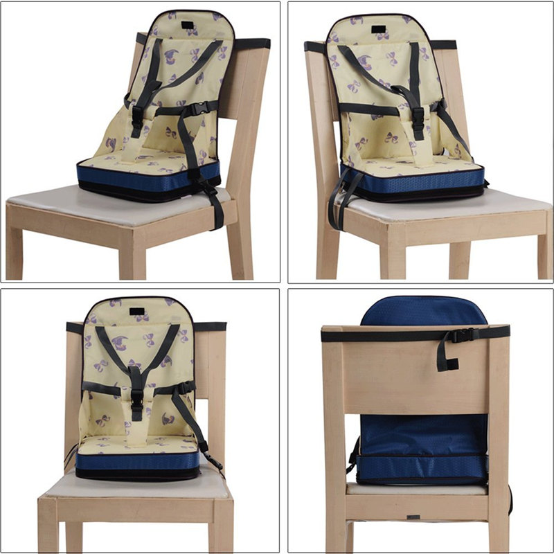ALWAYSME Baby Kids Children Foldable Booster Safety Seats Cushion ...