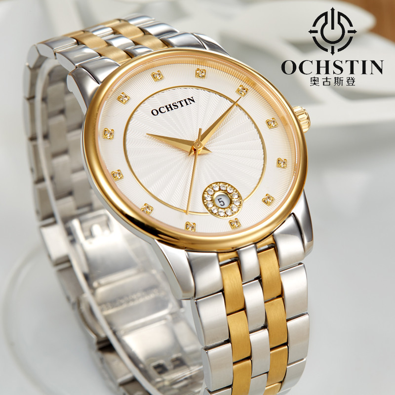 2016 new fashion gold quartz watch famous brand OCHSTIN female dress women watches clock Elegant montre femme relojes de marca полотенцесушитель водяной двин i5