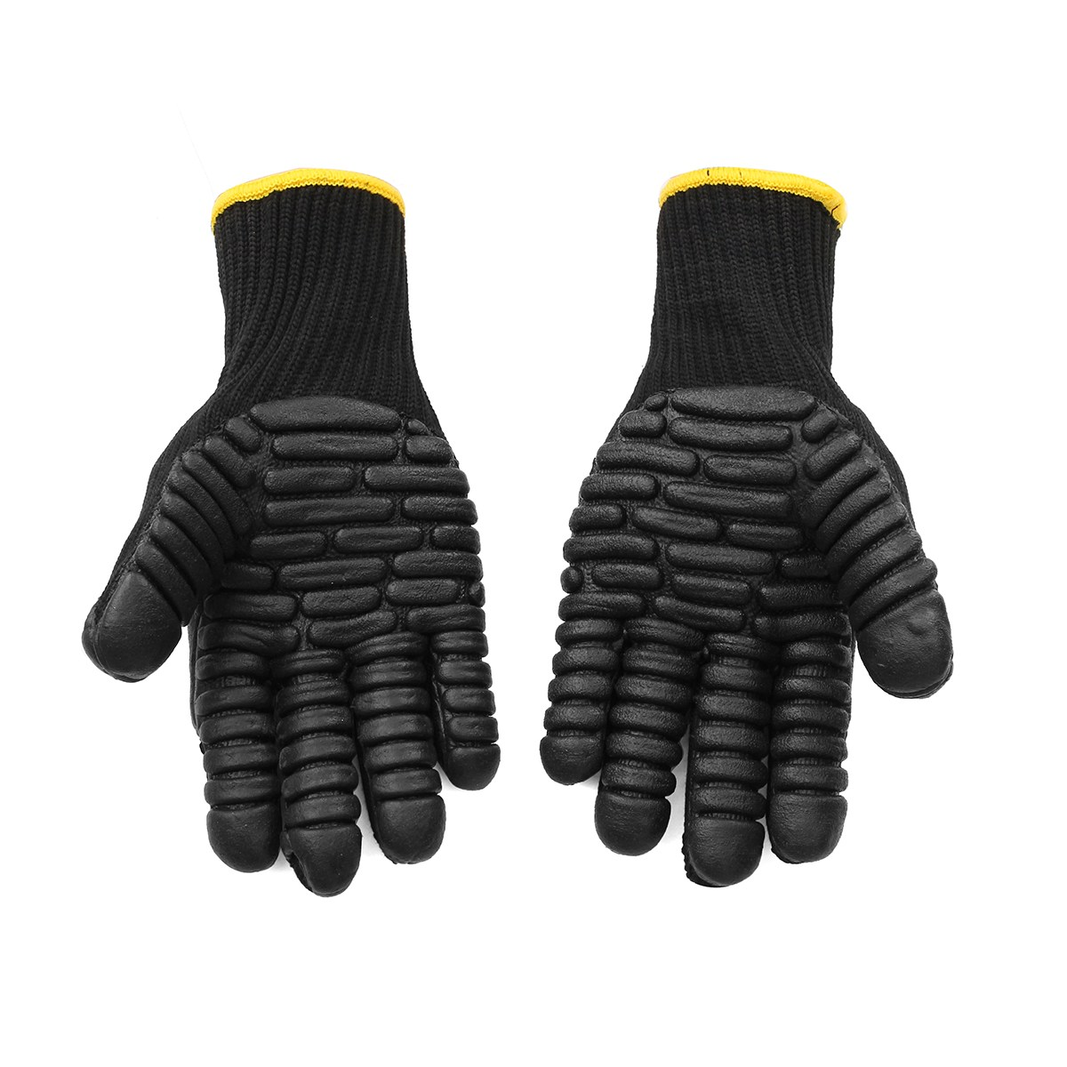 NEW Anti Vibration Gloves Power Tool Shockproof Reducing Work For Drilling Mine-coal Workplace Safety
