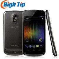 Original Para Samsung Galaxy Nexus I9250 Teléfono Android 4.0 Wifi GPS 3G Dual core Cámara de 5MP 4.65 ''Táctil Celular teléfono Reacondicionado