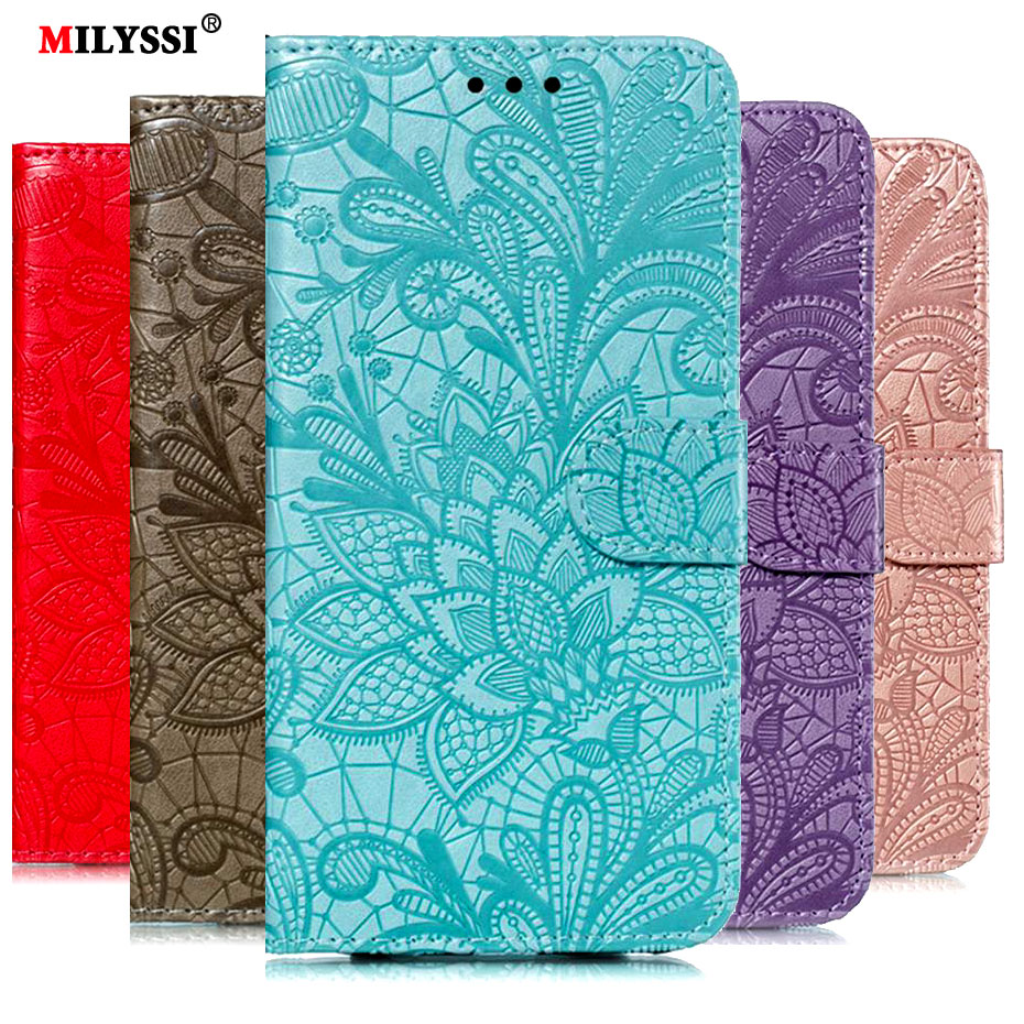 <font><b>Flip</b></font> PU Leather <font><b>Case</b></font> For <font><b>Samsung</b></font> Galaxy A10 A20 E A40 A30 A60 A70 <font><b>M10</b></font> M20 S10 5G S9 A5 A6 A7 A9 J4 J6 2018 Plus Wallet <font><b>Case</b></font> image