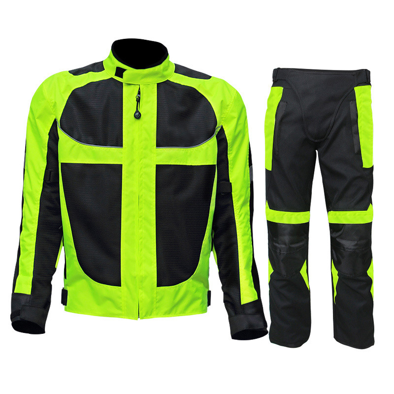 4 Seasons Motorcycle Riding Jackets Motorbike Racing Windproof Motocross Reflective Clothing Suits Rally jacket Clothing
