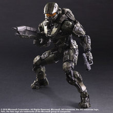 Halo Collectible Toys 5 Sergeant Play Action Figure