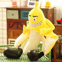 Wicked Banana Man Pants Plush Doll Wedding Valentine Day Kids Gift