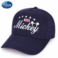 Disney bebé Mickey rojo rosa de algodón transpirable y absorbente de sudor  playa sombrero niño sombrero e31471b174f