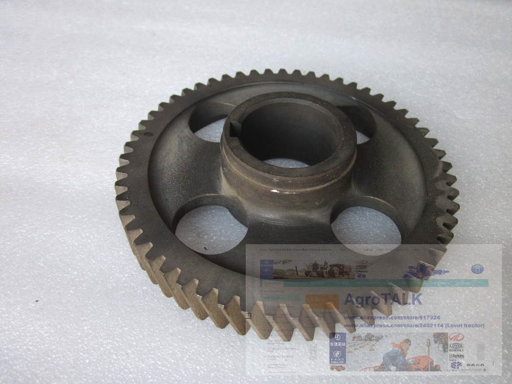 Fengshou Lenar 254 tractor ,the camshaft timing gear, part number: NJ85.03.108