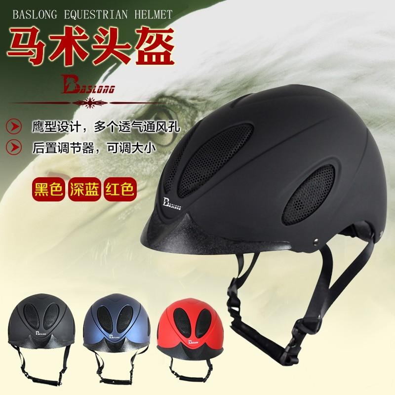 Choplin equestrian helmet breathable horse riding helmet safety helmet horse cap