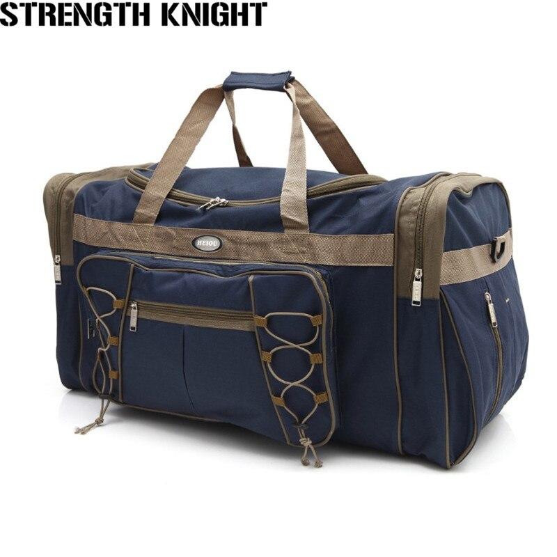 Large Capacity Women Travel Bags Casual Girl Luggage Shoulder Bags Nylon Folding Female Bags Handbags