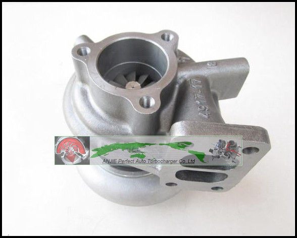 Turbo 49179-02300 49179-02260 VC420088 For Caterpillar <font><b>CAT</b></font> 320B <font><b>320C</b></font> 320L <font><b>Excavator</b></font> S6K S6KT TD06 TD06H-16M 5I-8018 5I 8018 image