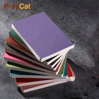 A5 Grade Linha Pontilhada Bala Cadernos Caderno Diário Jornal Notebook Macio Em Branco Páginas Internas para Pintura Desenho Logotipo Personalizado