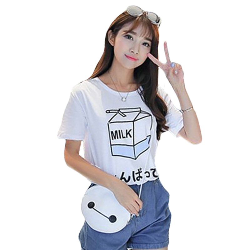HTB1nRFLNXXXXXarXVXXq6xXFXXXX - Summer Fashion Milk Box T Shirts