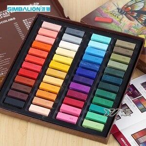 Image 4 - LifeMaster Simbalion Soft Pastel Set Professional Chalk Pastels Art Set Painting Supplies