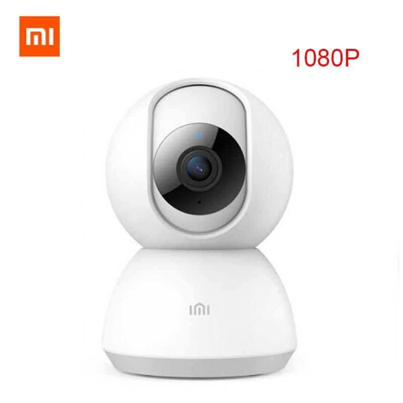 2018 Original Xiaomi Mijia 1080P HD 360 camera Smart Camera PTZ version Infrared Night Vision Two