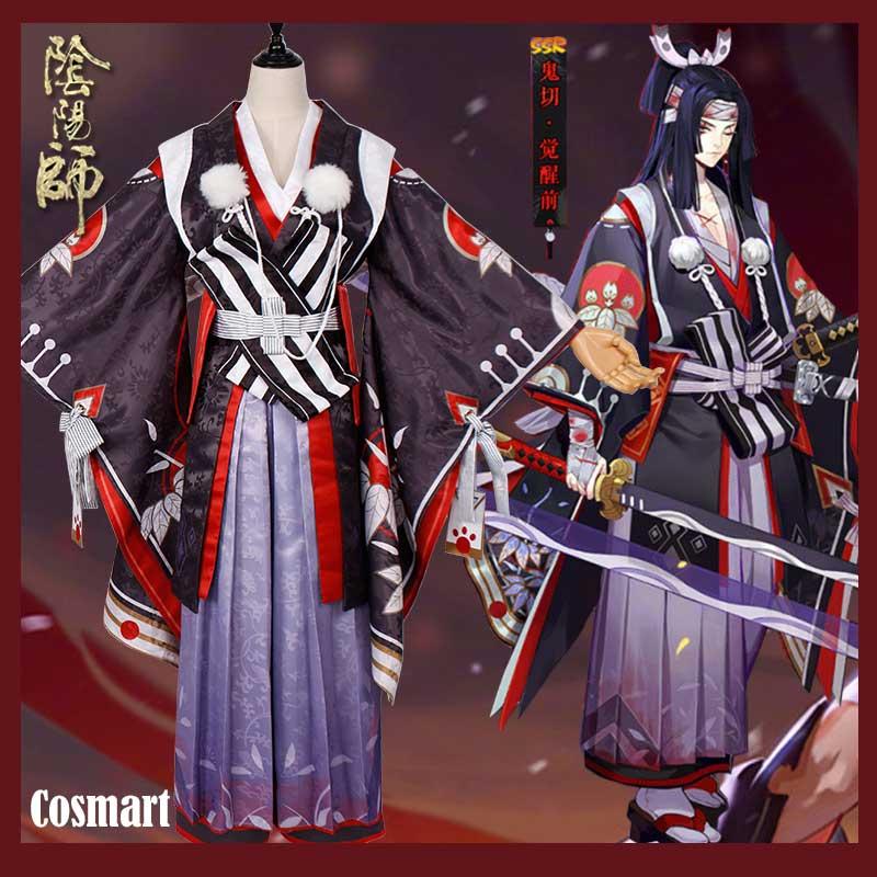 Onmyoji Cosplay Peach Blossom Banshee Wafuku Costume Unawakened Kimono Custom