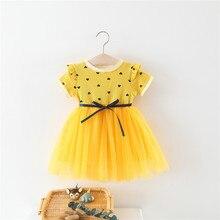 Baby Girls Dress Baby girl summer clothes 2019 Baby Dress Pr
