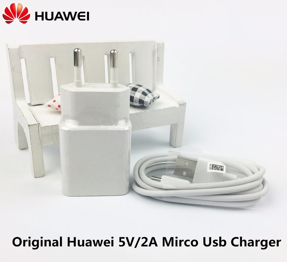 Original Brand new P8 Charger,5V 2A fast Quick Adapter & micro USB cable For HUAWEI Honor 7 7I 5x P8 V8 G7 plus Mate 7 8 Samsung