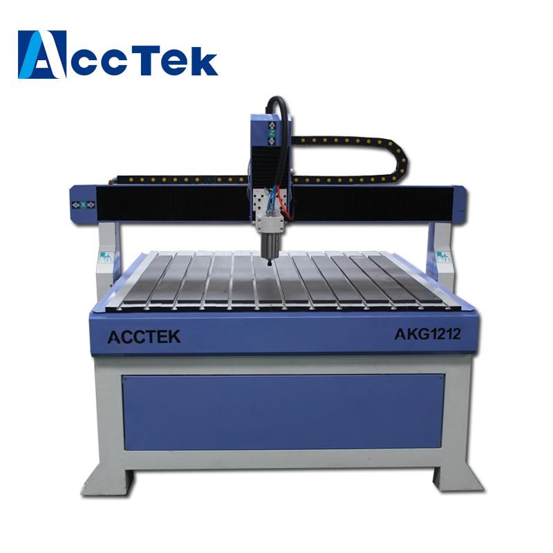 Acctek CNC routeur bois lit gravure 1212