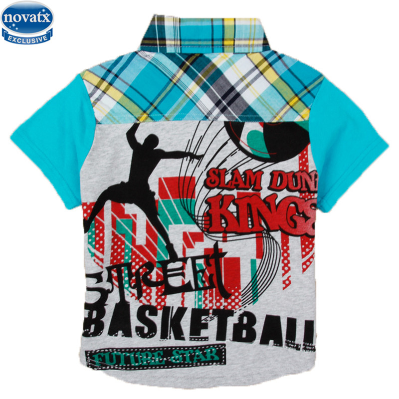 novatx-C5082D-new-design-boys-kids-cotton-short-sleeve-summer-t-shirt-turn-down-collar-with-pocket-boys-t-shirt-piaid-style-hot-1