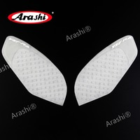 ARASHI Fuel Tank Pads For YAMAHA YZF R6 2008 2016 Side Gas Knee Grip Protector Stickers Pads YZF R6 2009 2010 2011 2012 2013