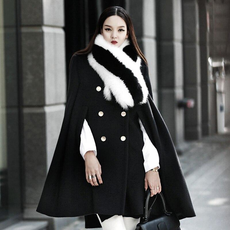 Online Get Cheap Long Cape Coat -Aliexpress.com | Alibaba Group