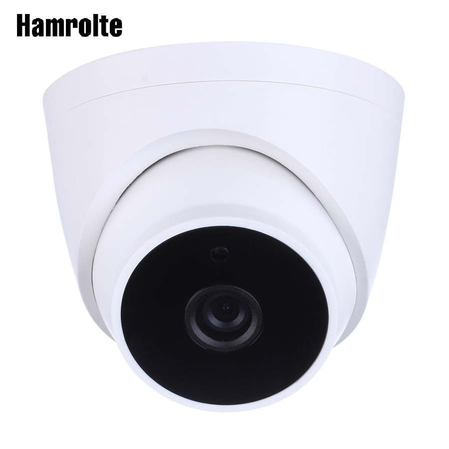 Hamrolte Wifi Camera 1080P/960P/720P Yoosee  Wired Wireless Indoor Nightision ONVIF IP Camera Motion Detection Remote Access