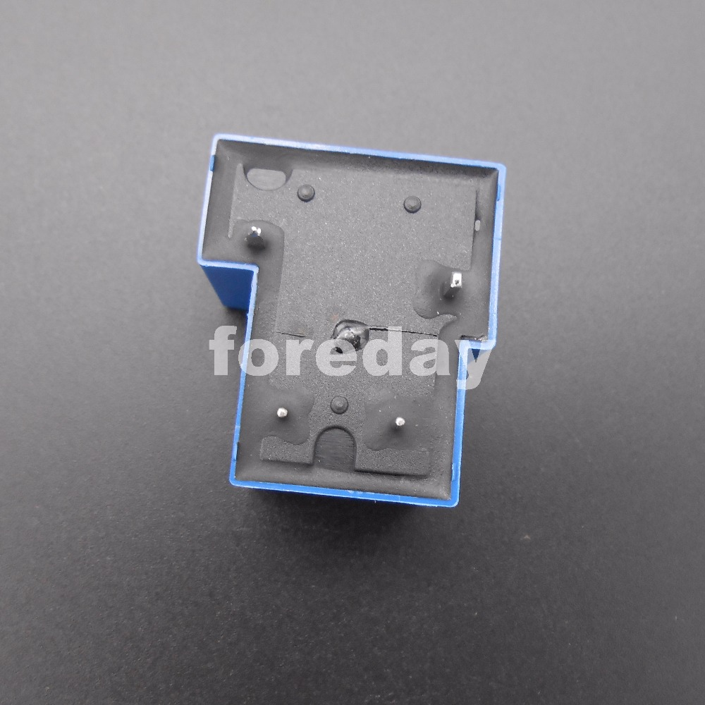 Hq 1pc Blue Sla 12vdc Sl A 4 Pins Songle R Power Relay 12v Dc Spst Dpdt Datasheet Original 30a Switching 20a 30vdc 250vac Newfd438x1 In Relays From Home Improvement