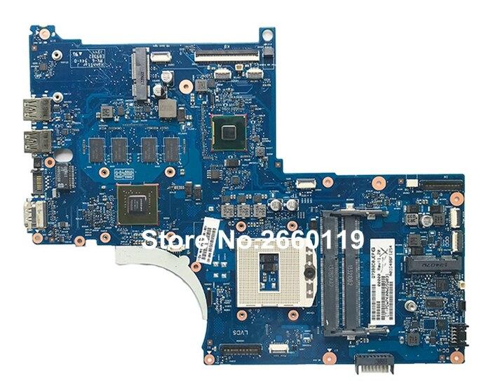 Материнская плата для ноутбука для 720266 501 DDR3 системы платы, полностью протестирована