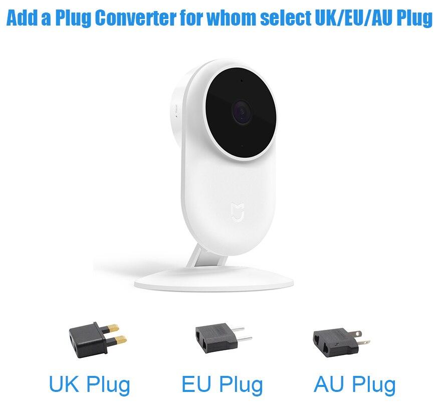 mijia1080p Samrt IP Camera Plug Converter PK