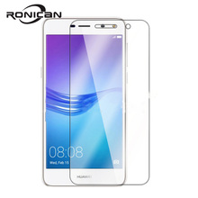 Tempered Glass For Huawei Y6 2017 Nova Young MYA L11 MYA L41 Screen Protector protective Film For Huawei y6 2017 5.0inch Glass