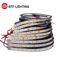 5730 5630 SMD Led şerit işık sıcak doğal soğuk beyaz 5m 300 LEDs daha parlak 5050 3528 2835 LED ışıkları esnek aydınlatma 12V