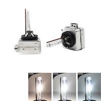 2PCS D1S D1C 12V 35W Car Replacement Xenon Headlight Light Bulbs 4300K 12000K