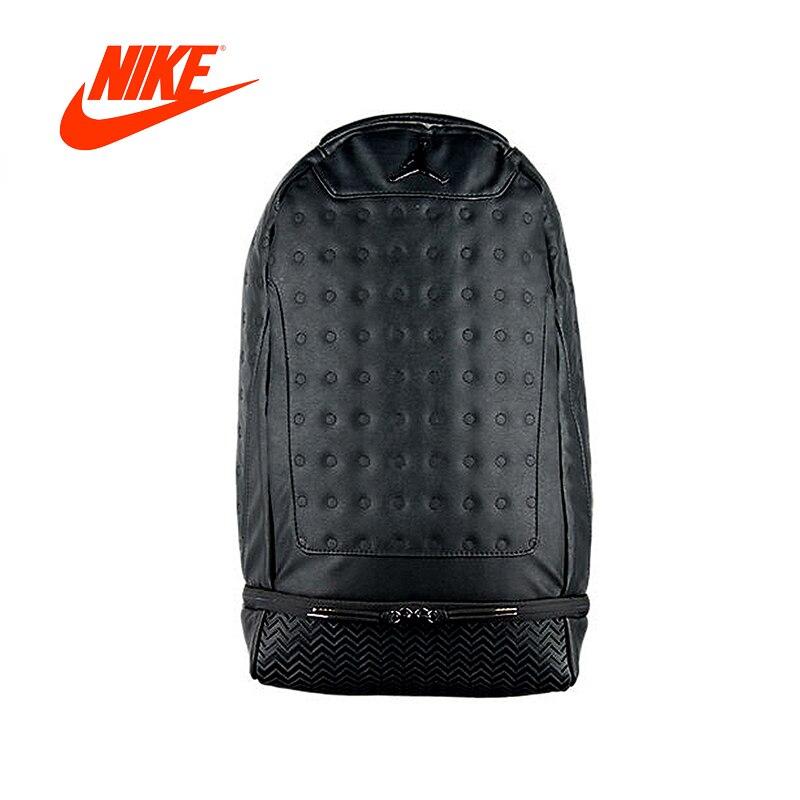 Novedad Original auténtico Nike Air Jordan Retro 13 mochila escolar deporte al aire libre buena calidad deportes bolsas 9A1898-023