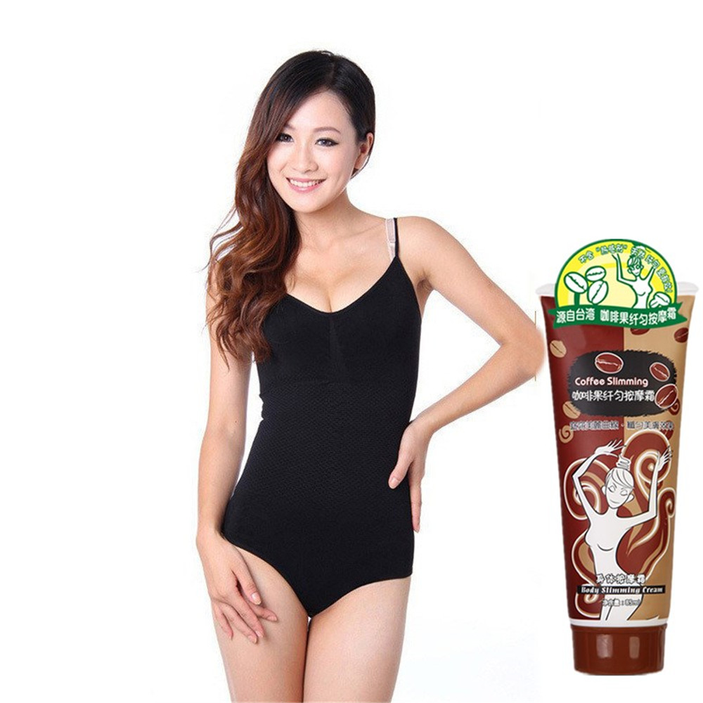 85ml Coffee Fat Burning Slimming Body Essential oil Burn Fat Lose Weight Fast Slimming Body Creams for weight loss