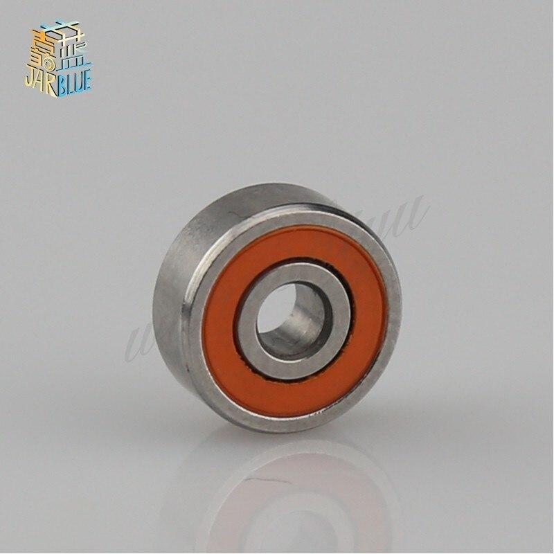 Free Shipping Si3n4   8*12*3.5mm Ceramic Ball Bearing Hybrid Smr128 2rs Cb Abec7 8x12x3.5 Mm