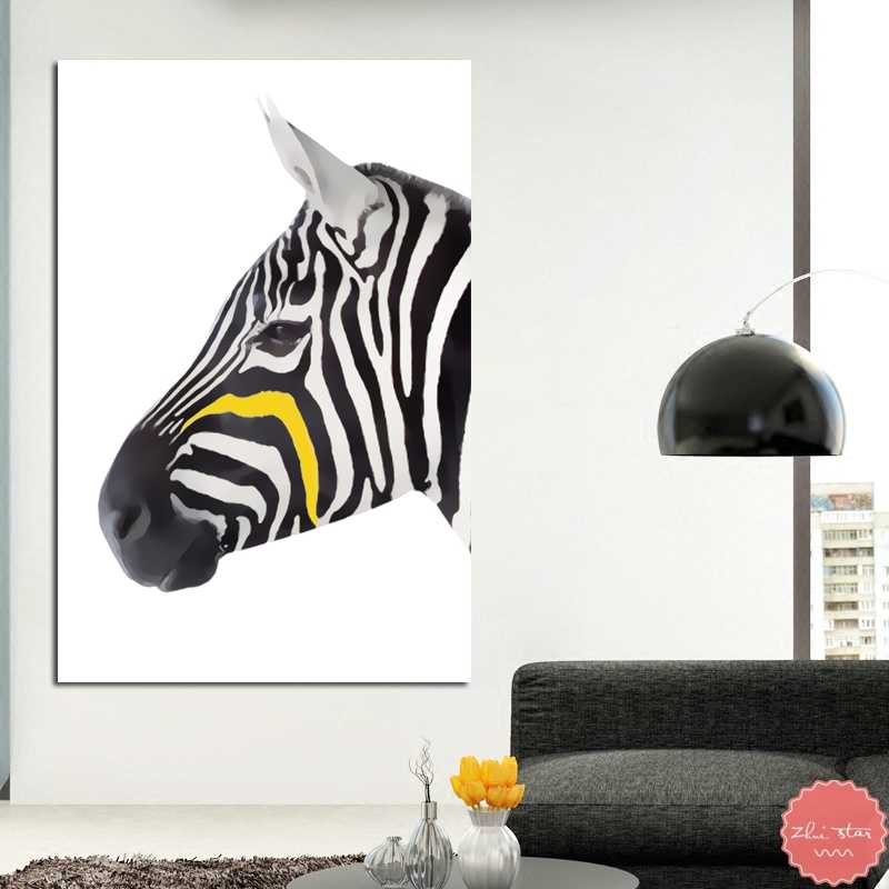 diamond painting Black and White Zebra Art Animal diamond embroidery sale stitch diamond mosaic rhinestones pictures