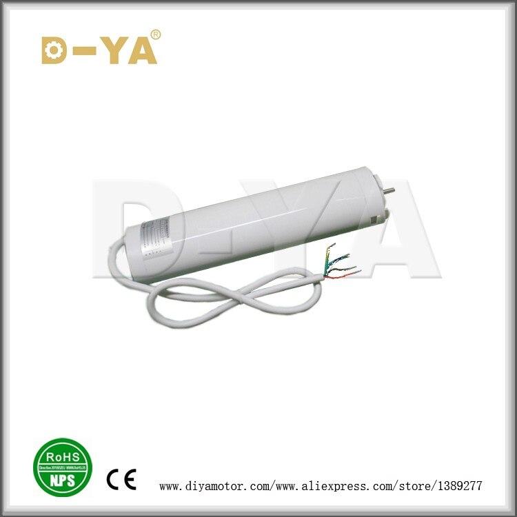 Stores rideaux électriques silencieux, livraison gratuite, largeur 1.0-3.0 m, 90/135 degrés, contrôle wifi acceptable, modèle DIYA 300-01