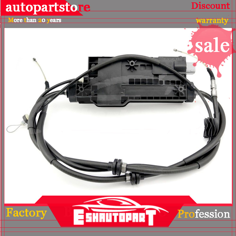 Стояночный тормоз привод с Управление блок для BMW X5 E70 2007-2013X6 E71 E72 2008-2014 2009 2010 2011 2012 34436850289